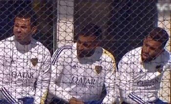 Fastidio en Boca por una polémica imagen de Tevez, Wanchope y Cardona | Boca juniors