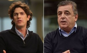 Entre chicanas, Negri y Lousteau se enfrentan en Buenos Aires | Juntos por el cambio