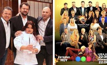 Elba Rodríguez destrozó a MasterChef Celebrity 2   Masterchef celebrity