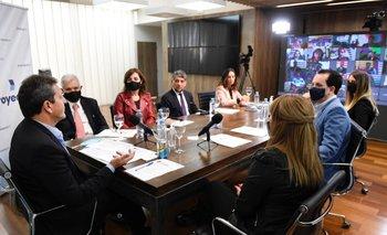 Massa abrió un espacio de concertación de ideas para salir de la crisis | Crisis económica