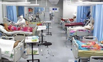Paraguay tiene el 100% de las camas de terapia intensiva ocupadas | Segunda ola de coronavirus