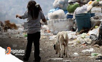 Se mantiene elevada la cantidad de niños pobres en Argentina | Pobreza