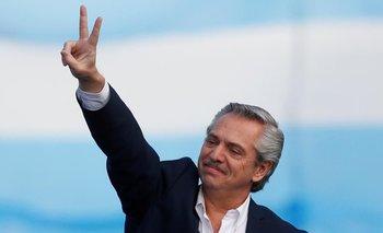 Elecciones 2021: Alberto asume  en el PJ y calienta motores  | Elecciones 2021