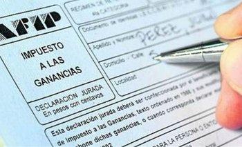 El Gobierno elevó el piso del impuesto a las Ganancias: será de $ 175.000 |  afip