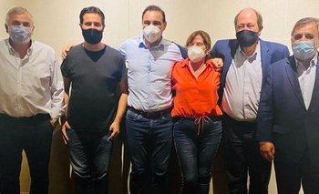 Elecciones 2021: el bando de Negri festeja y Lousteau guarda silencio | Elecciones 2021