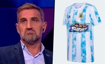 Explotaron los memes contra la nueva camiseta de la selección argentina | Memes