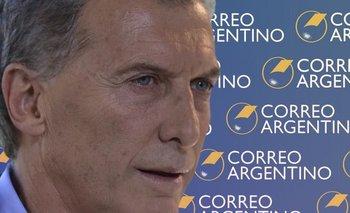 Macri, al borde de la quiebra, salió a presionar a la jueza de la causa Correo | Deuda del correo argentino