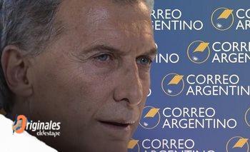 Correo: Macri busca unificar demandas contra el Estado por $14.500 millones | Política