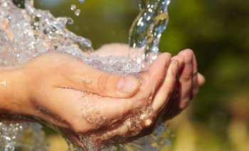 Consultá tu consumo de agua: AySa lanza una calculadora online | Día mundial del agua