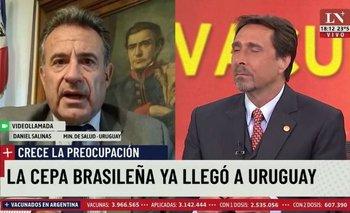 Feinmann quiso operar con el ministro de Salud uruguayo y le salió mal | Eduardo feinmann