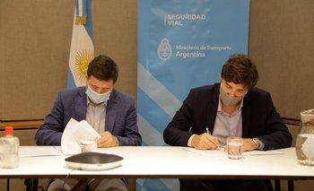 Firman un convenio para ayudar a víctimas de siniestros viales | Seguridad vial