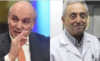 Completamente sacado, Espert pidió meter preso a Pedro Cahn | José luis espert