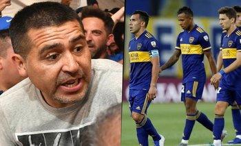 Boca: los jugadores que se van tras los problemas con Riquelme y Russo | Boca juniors