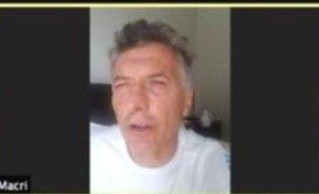 Elecciones 2021: Bullrich reconoció que filtró imagen de Macri dormido   Elecciones 2021