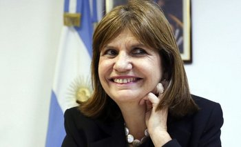 Morales termina el misterio: Bullrich será candidata a presidenta | Patricia bullrich