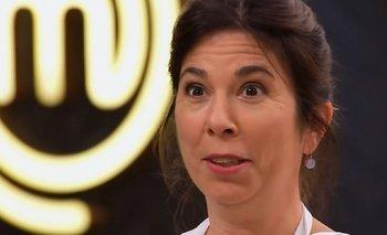 MasterChef Celebrity 2: María O'Donnell hizo trampa y subió al balcón | Masterchef celebrity