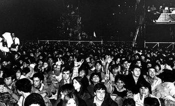 5 shows musicales que se hicieron durante la dictadura del 1976 | Música