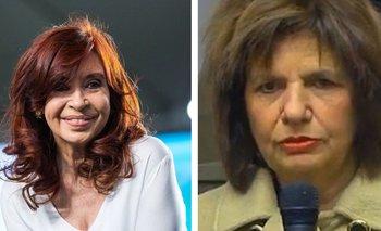 Cristina comparó a Patricia Bullrich con la vaquera de Toy Story | Cristina kirchner