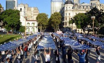 Día de la Memoria: movimientos sociales marcharon a Plaza de Mayo | 24 de marzo