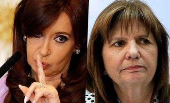 Bullrich comparó a Cristina con un hada de Disney y quedó en ridículo | Cristina kirchner