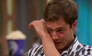 La devolución que hizo llorar a Gastón Dalmau en MasterChef | Masterchef