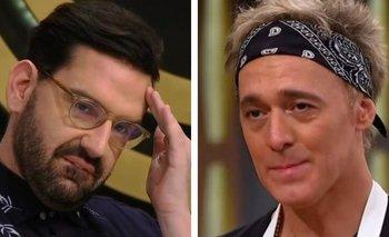 """CAE despreció al jurado de MasterChef Celebrity: """"Tres pelotudos""""   Televisión"""