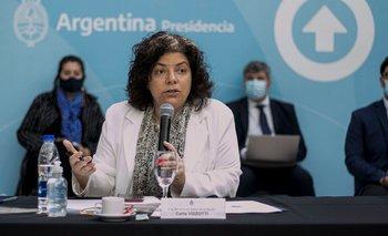 A pedido de JxC, Vizzotti expondrá ante diputados por las vacunas | Coronavirus en argentina