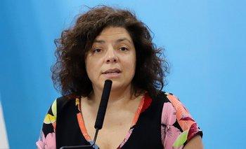 Covid: Cristina Pérez quiso chicanear a Carla Vizzotti y quedó en ridículo   Telefe noticias