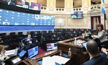Senado aprobó moratoria para partidos políticos afectados por la pandemia | Congreso