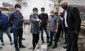 ExESMA: Arroyo reinauguró el Polo Productivo donde trabajarán 120 personas | Potenciar trabajo