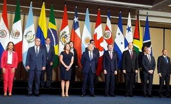 Argentina se fue del Grupo de Lima, una herramienta de presión regional | Latinoamérica