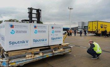 Argentina amplió la compra de Sputnik V a 30 millones de dosis | Segunda ola de coronavirus