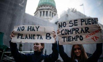 Jóvenes por el clima, la agrupación que lucha por la salud del planeta | Cambio climático