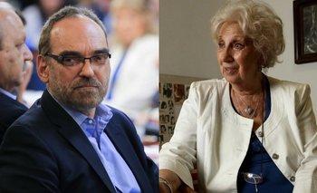 Repudiable ataque de Fernando Iglesias a Estela de Carlotto | Congreso de la nación