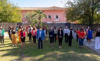 La Rioja lanzó el  Programa Productos de Gestión Menstrual | Feminismo