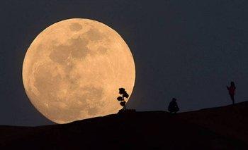 Superluna: cómo y dónde ver hoy la Luna de Gusano 2021 | Fenómenos naturales