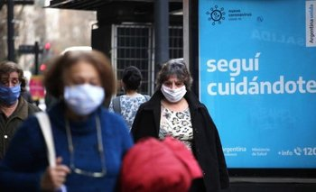 Gobierno aclaró que no hay transmisión comunitaria de la cepa Manaos | Coronavirus en argentina