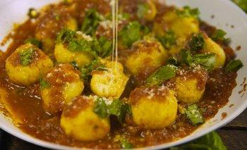 Ñoquis alemanes: la mejor receta de cocina para preparar en casa   Ñoquis del 29
