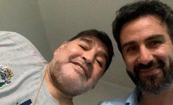 Filtran más audios que complican a Luque por la muerte de Maradona | Justicia
