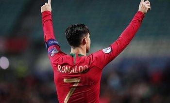Los 5 goles más impresionantes de Cristiano Ronaldo | Deportes