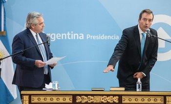 Martín Soria juró como ministro de Justicia  | El gabinete de alberto