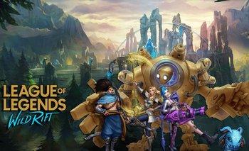 League of Legends: Wild Rift se lanza al competitivo con torneos abiertos | Gaming