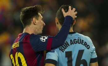 Agüero deja el Manchester City ¿puede ser compañero de Messi? | Champions league