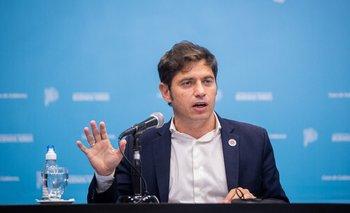 Kicillof respaldó al Gobierno por el control de precios de la canasta básica | Lucha contra la inflación