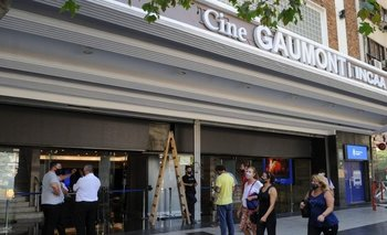 Coronavirus: suspenden las funciones presenciales en cine Gaumont | Cine