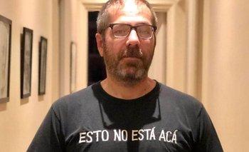 Murió el escritor Carlos Busqued a los 50 años | Fallecimientos