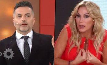 Ángel de Brito se cansó y calló a Yanina Latorre en vivo | Angel de brito