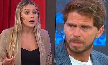 El reclamo de Morena Beltrán en ESPN que incomodó al Pollo Vignolo | Morena beltrán