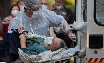 Argentina superó las 80 mil muertes por coronavirus | Segunda ola de coronavirus