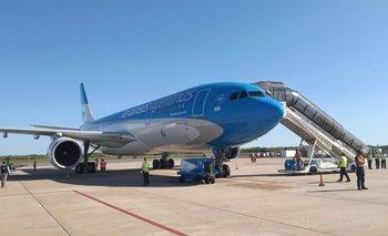 Aerolíneas Argentinas suspende vuelos a Cancún y Punta Cana por el COVID   Aerolíneas argentinas